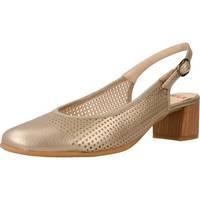 Zapatos Mujer Sandalias Mikaela 73900 Oro