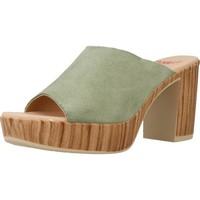 Zapatos Mujer Zuecos (Clogs) Mikaela 17045 Verde