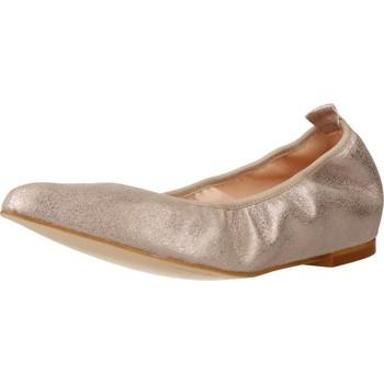 Zapatos Mujer Bailarinas-manoletinas Mikaela 17021 Gris