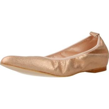 Zapatos Mujer Bailarinas-manoletinas Mikaela 17021 Marron