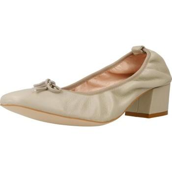 Zapatos Mujer Bailarinas-manoletinas Mikaela 17018 Gris