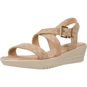 Zapatos Mujer Sandalias Mikaela 17083 Marron