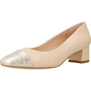 Zapatos Mujer Zapatos de tacón Mikaela 17104 Beige