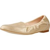 Zapatos Mujer Bailarinas-manoletinas Mikaela 17020 Oro