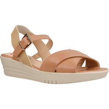 Zapatos Mujer Sandalias Mikaela 17101 Marron