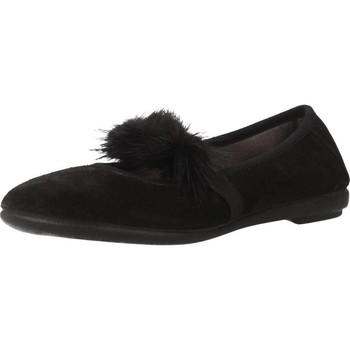 Zapatos Niña Bailarinas-manoletinas Vulladi 1405 070 Negro