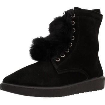 Zapatos Mujer Botas de caña baja Vulladi 1866 070 Negro