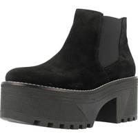 Zapatos Mujer Botas de caña baja Alpe 3504 11 Negro
