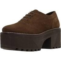 Zapatos Mujer Derbie Alpe 3505 11 Marron