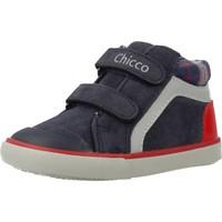 Zapatos Niño Zapatillas altas Chicco GAYER Azul