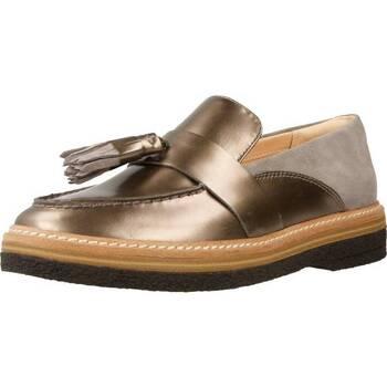 Zapatos Mujer Mocasín Clarks ZANTE SPRING Plata