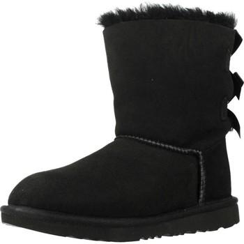 Zapatos Niña Botas de nieve UGG BAILEY BOW II Negro