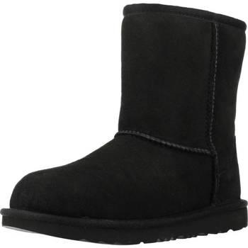Zapatos Niña Botas de nieve UGG CLASSIC II Negro