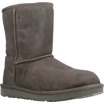 Zapatos Niña Botas de nieve UGG CLASSIC II Gris