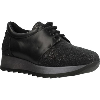 Zapatos Mujer Derbie Trimas Menorca ZEUS Negro