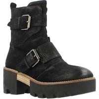 Zapatos Mujer Botines Elvio Zanon G0403G Negro