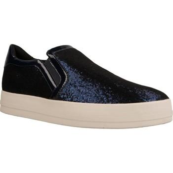 Zapatos Mujer Slip on Geox D HIDENCE Azul