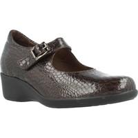 Zapatos Mujer Derbie & Richelieu Mateo Miquel 3070 Marron
