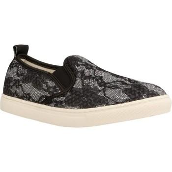 Zapatos Niña Slip on Guess FISLO3 ELE12 Negro