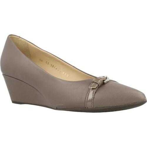 Zapatos Mujer Zapatos de tacón Geox D JAUNIE Marron
