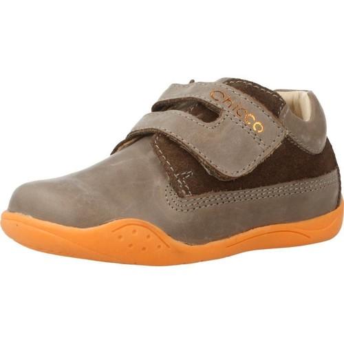 Zapatos Niño Zapatillas bajas Chicco GRIMAL Marron