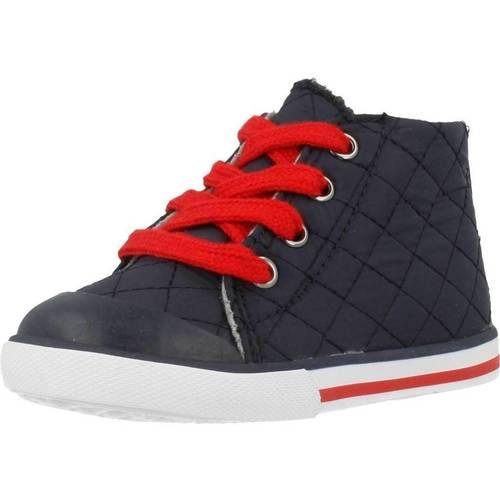 Zapatos Niño Zapatillas altas Chicco GENNIES Azul