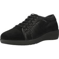 Zapatos Mujer Zapatillas bajas Stonefly PASEO III 5 Negro