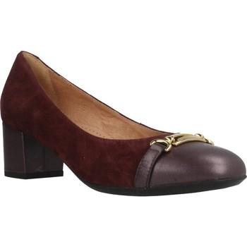 Zapatos Mujer Zapatos de tacón Stonefly LORY 2 Rojo