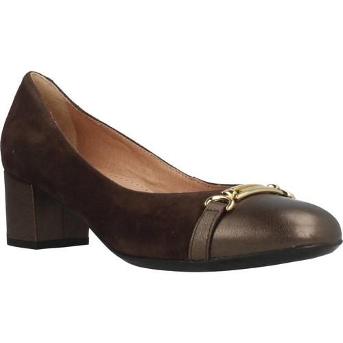Zapatos Mujer Zapatos de tacón Stonefly LORY 2 Marron