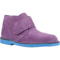 Zapatos Niña Botas de caña baja B-Run 513 Violeta