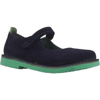 Zapatos Niña Derbie & Richelieu B-Run 700 Azul