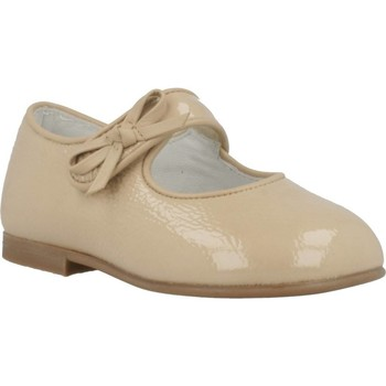 Zapatos Niña Bailarinas-manoletinas Landos 30AC182 Marron