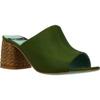 Zapatos Mujer Zuecos (Mules) Lab 18254 431 Verde