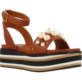 Zapatos Mujer Sandalias Bruno Premi R4500X Marron
