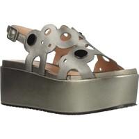 Zapatos Mujer Sandalias Bruno Premi R5003G Marron