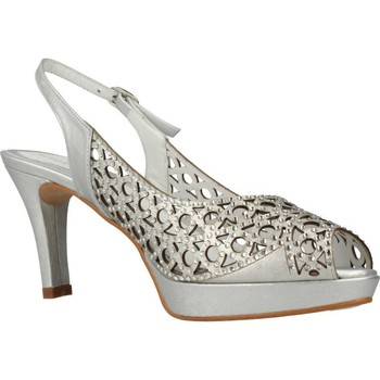 Zapatos Mujer Sandalias Sitgetana SPLENDOR Plata