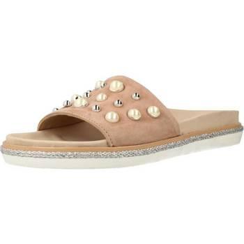 Zapatos Mujer Chanclas Alpe 3686 12 Marron
