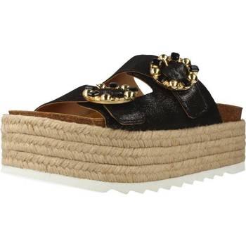 Zapatos Mujer Alpargatas Alpe 3780 50 Negro