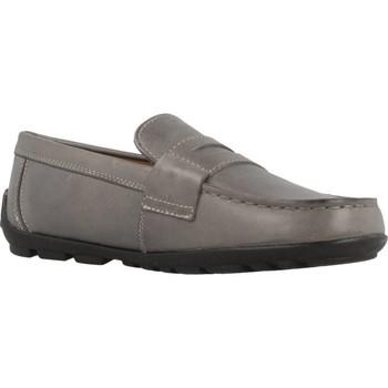 Zapatos Niña Mocasín Geox JR FAST Gris