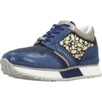 Zapatos Mujer Zapatillas bajas Apepazza RAPHAELLE Azul