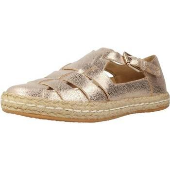Zapatos Mujer Alpargatas Geox D M0DESTY Marron