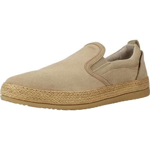 Geox D MAEDRYS Marron - Zapatos Alpargatas Mujer