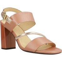 Zapatos Mujer Sandalias Geox D AUDALIES HIGH SAND Rosa