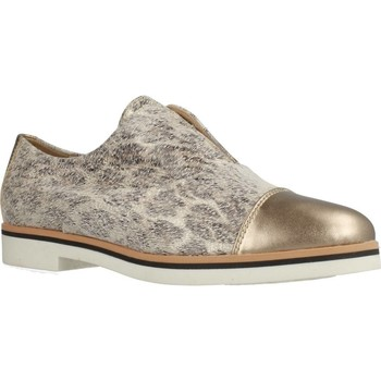 Zapatos Mujer Mocasín Geox D JANALEE Oro