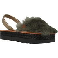 Zapatos Mujer Sandalias Menorquinas Popa GOA Verde