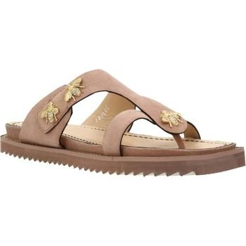 Zapatos Mujer Sandalias Elvio Zanon H0502P Marron