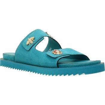 Zapatos Mujer Sandalias Elvio Zanon H0503P Azul