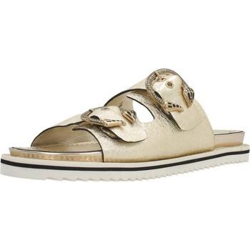 Zapatos Mujer Zuecos (Mules) Elvio Zanon H3804P Oro