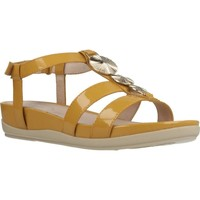 Zapatos Mujer Sandalias Stonefly 110300 Amarillo