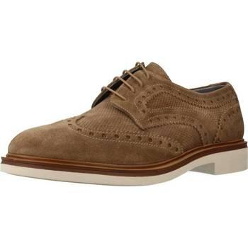 Zapatos Hombre Derbie Stonefly ALBY 1 Marron